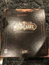 World of Warcraft: Collector's Edition (Windows/Mac: Mac and Windows, 2004) WoW