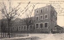 OYONNAX école pratique de commerce écrite 1922