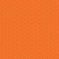 Autumn Palette Patrick Pumpkin Grandma's Apron 100% cotton fabric by the yard