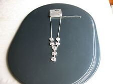 DIAMANTE NECKLACE BNWT