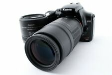 Canon EOS Kiss /Digital Rebel /300D 6.3MP 35-70/100-200mm Lens Set[Exc [jkh]