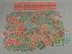 China Collection Lot 350+ Blocks Martyrs, Military, Dr. Sun+ Gems? 2000+ Stamps!