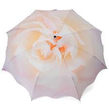 Taschenschirm Automatik Regenschirm Motiv Rose Beige ROSEMARIE SCHULZ Heidelberg