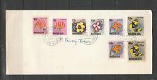 Rhodesia FDC 1976, Defs ( 1974/6 ) & Opts 1976, plain cover