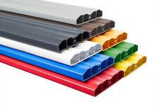 Zaunlatten Gartenzaun Balkonbretter Kunststoffzaun PVC viele Farben 200cm PZL