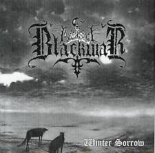 Black War - Winter Sorrow CD 2009 black metal Brazil Hammer of Damnation
