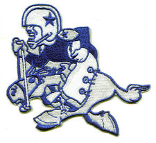 🏈DALLAS COWBOYS 1960-1970 Football RETRO Logo Iron-on Football Jersey/Hat PATCH