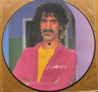 "FRANK ZAPPA You Are What You Is 1981 UK 12"" VINYL PICTURE DISC IN CLEAR SLEEVE"