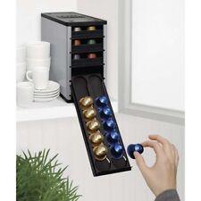 CafeStack Counter 60 Nespresso Capsule Organizer Coffee Pod Storage Rack Holder