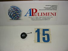 735290492 TAPPO GANCIO TRAINO (STOPPER) PARAURTI ANTERIORE ALFA-ROMEO 147