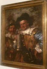 Oil Portrait Framed Art Paintings