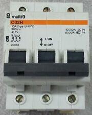 MERLIN gerin multi 9 c60h d6a backup sportello automatico 10ka