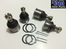 Honda Civic 92-00 Upper & Lower Ball Joint Set 4PCS