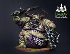Great Unclean One Daemons of Nurgle Age of Sigmar ** COMMISSION ** painting