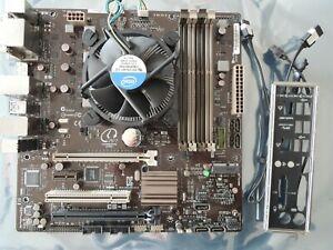 ASUS CS-B LGA 1150 Micro ATX Intel Q87 Chipset Support Intel 4th Gen. i3 i5 i7