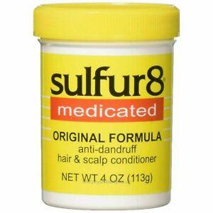 Sulfur8   Medicated Original Hair & Scalp Conditioner (100ml)