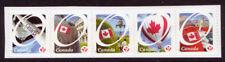 Sellos de Norteamérica 5 sellos