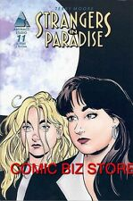 STRANGERS IN PARADISE #11 (1997) ABSTRACT STUDIOS COMICS