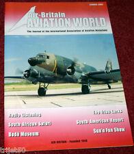 Air Britain Aviation World 2004 Summer Irish Air Corps Alouette,South Africa