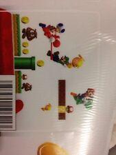 Super Mario Bros Kids Removable Wall Sticker
