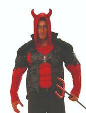 Rubies 2821033 - Devil, Halloween Herren Kostüm, Lucifer,Teufel - Gr. STD - XL