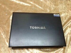 """Toshiba Portage R700 Laptop 13"""" i5-520M@2.40GHz 4GBRAM 128gb GBHDD Win10"""