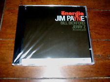 Jim Payne - Energie 2005 Jazz CD NEW SEALED MINT M- John Scofield Mike Clark