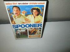 SPOONER 2011 Indie Romantic Comedy dvd MATTHEW LILLARD Kate Burton NORA ZEHETNER