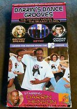 Darrin's Dance Grooves Britney Spears NSYNC Jordan Knight VHS Video Exercise