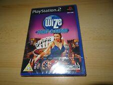 Playwize Poker Casino (PS2) Neuf Scellé PAL VERSION
