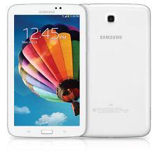"Samsung Galaxy Tab 3 SM-T217S 7"" 16GB Sprint Tablet White ; ABTE 615358"