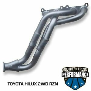 SCPH059 TOYOTA Hilux 2WD 1997> RZN Series 3RZ-FE 2.7L 4Cyl Headers Extractors