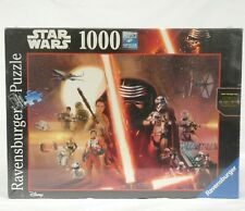 New Star Wars Force Awakens 1000 x Piece jigsaw puzzle by Ravensburger