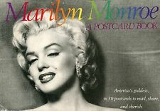 Marilyn Monroe – A Postcard Book – 30 Postcards – Printed in 1989