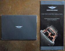MORGAN CARS 2011 UK Mkt Small Brochure - 4/4 Sport Plus 4 Aero Eva GT Roadster