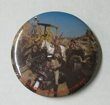 VILLAGE PEOPLE 1978 ORG CONCERT TOUR Merchandise #2 BUTTON New DISCO!