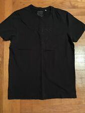 Guess T- Shirt Men's Medium Black