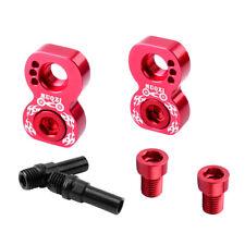 """MCS V-brake Post Extender 1.5 frame to 1-3//8/"""" wheel USA MADE"""