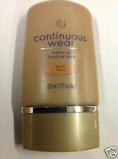CoverGirl Continuous Wear Foundation Make up ( TAWNY  ) NEW.