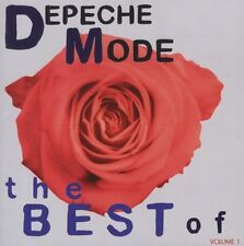 DEPECHE MODE - THE BEST OF DEPECHE MODE, VOL. 1 CD+DVD 42 TRACKS ROCK/POP NEU