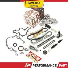 Ford Mazda Mercury 4.0 SOHC Timing Chain Kit w/o Gears Water Pump Cover Gasket