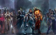 Poster Magic The Gathering: THE GATHERING MTG Cards Fantasy Dragon #17
