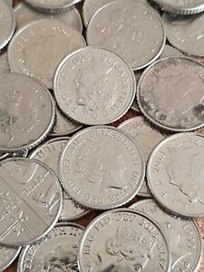 5 Pence Coins 5p 1990 - Present UK Decimal Circulated Rare Collectables British