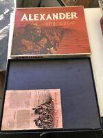 1974 ALEXANDER THE GREAT Ancient Warfare Board Game Avalon Hill