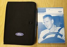 FORD KA AND FORD SPORTKA HANDBOOK OWNERS MANUAL WALLET 1996-2008 PACK 15987
