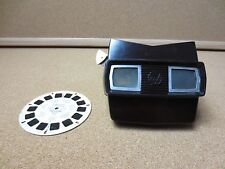 VINTAGE Retro SAWYER'S VIEW-MASTER Art Deco Look w/ 1 Reel Stereo Seeing (PG756)