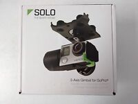3DR GB11A Solo 3-Axis Gimbal for GoPro Camera - Black  NEW