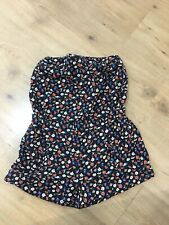 Womans Playsuit JACK WILLS size 8, Floral, Lovely Condition