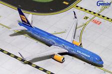GEMINI JETS ICELANDAIR BOEING 757-200(S) 1:400 VATNAJOKULL GJICE1672 IN STOCK