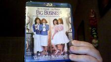 BIG BUSINESS (BLU-RAY) GREAT MOVIE!!
